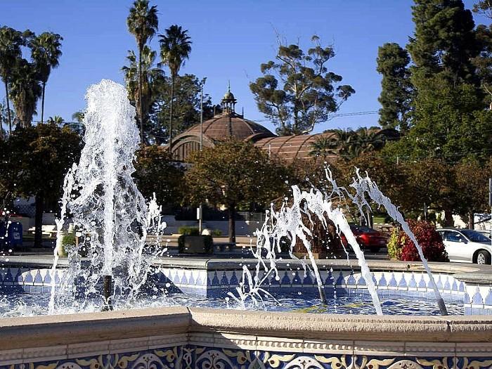 Park San Diego