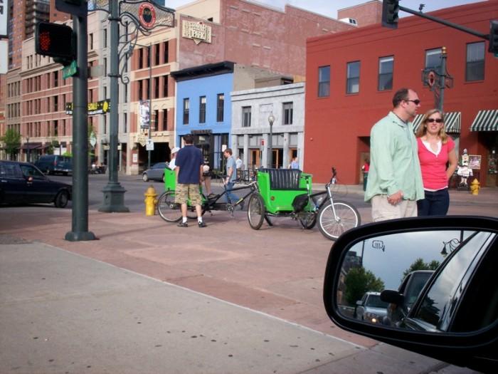 Pedi-cabs Denver