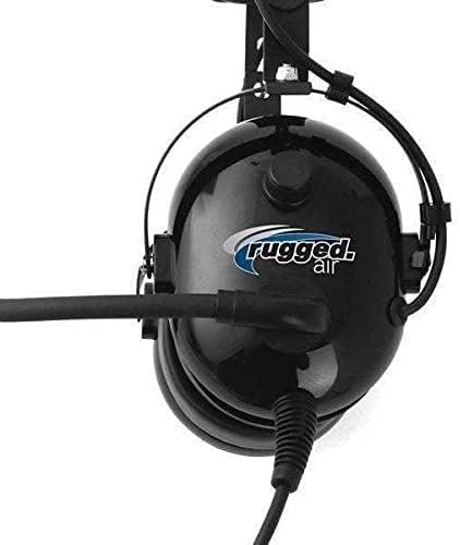 Rugged Air RA200 General Aviation Pilot Headset
