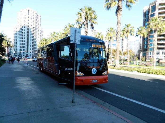 San Diego Bus