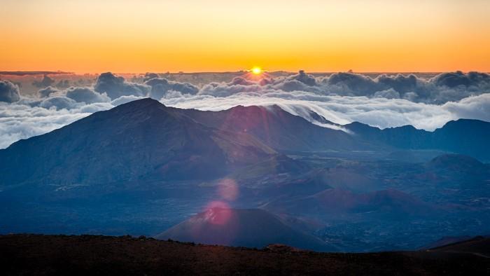 Sunrise Haleakala Maui