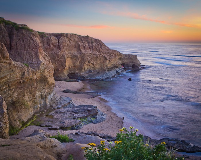 Sunset Cliff San Diego