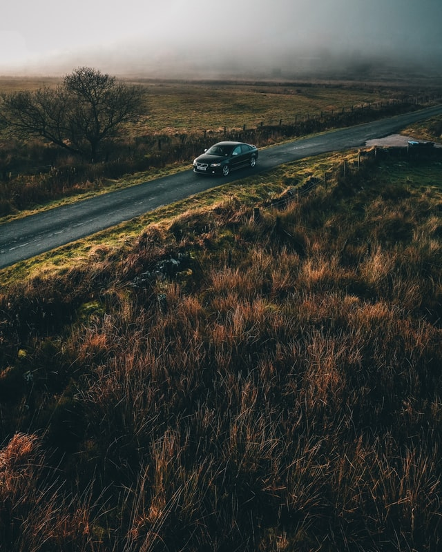 UK country roads 2