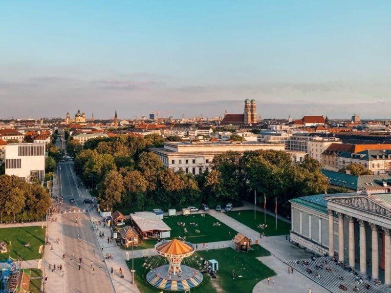 Munich, Germany City Proper