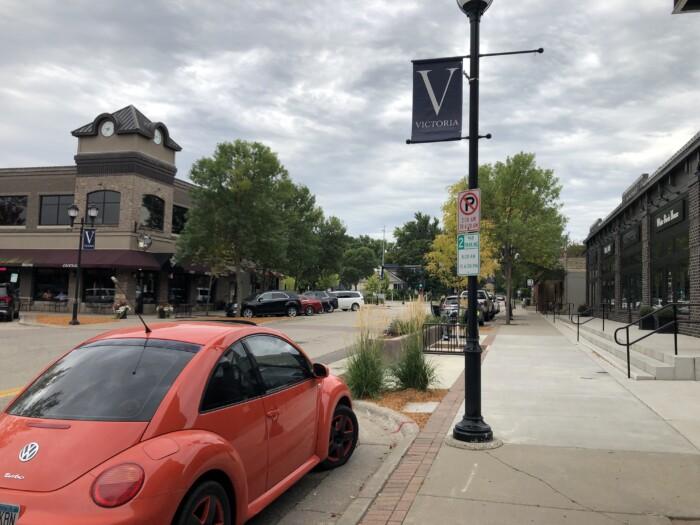 Victoria, Minnesota Downtown