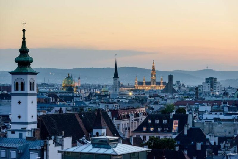 Vienna City Proper