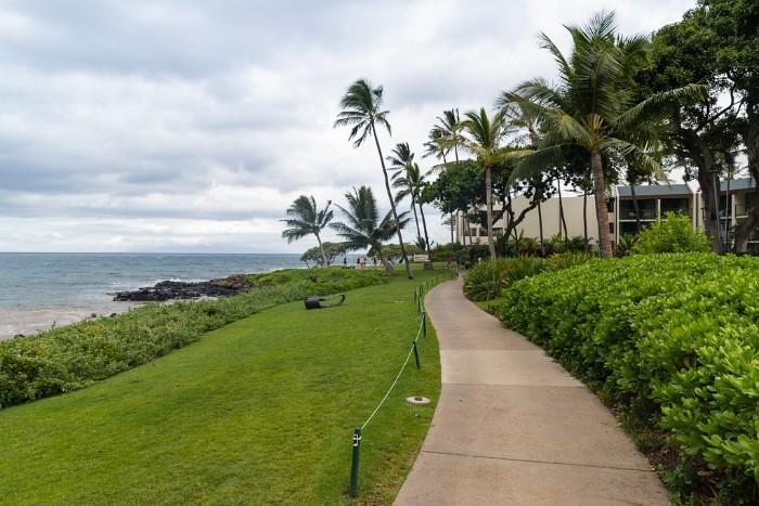 Wailea Beachwalk Maui