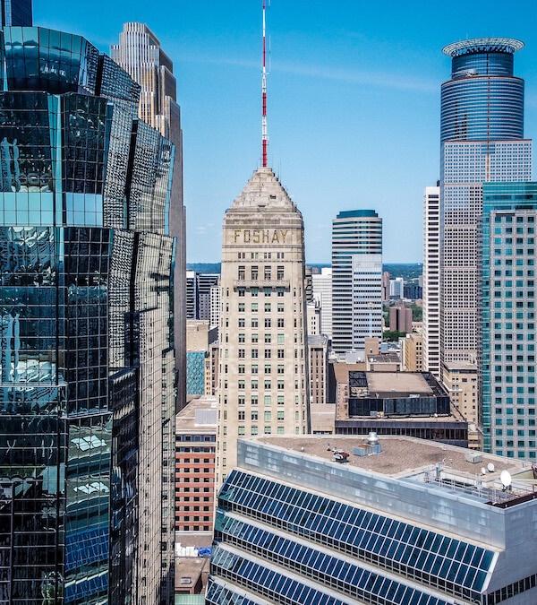Foshay Tower in Minneapolis