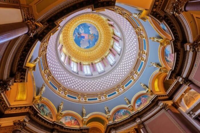 Iowa State Capitol Interior