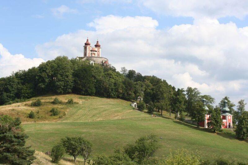 Banská Štiavnica Calvary