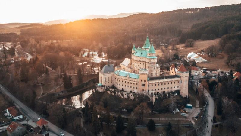 Bojnice Castle (Castle of Spirits)