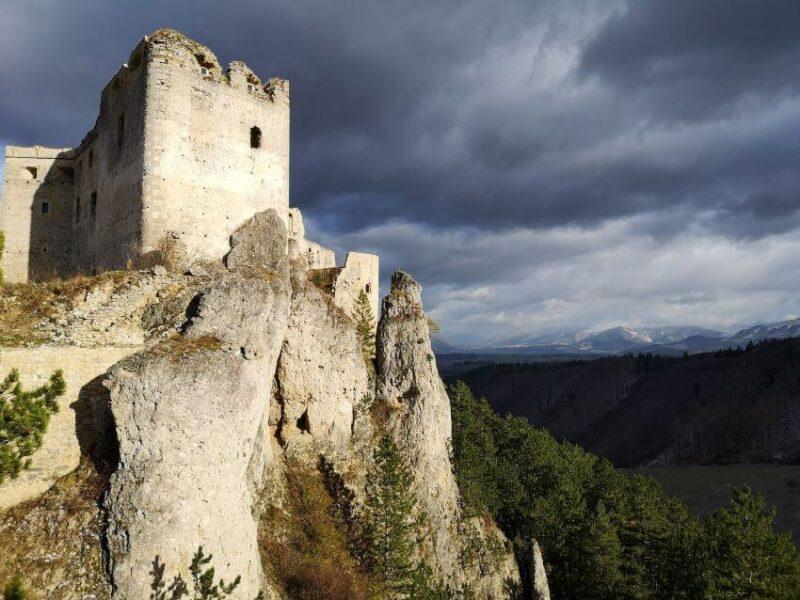 Castle Lietava