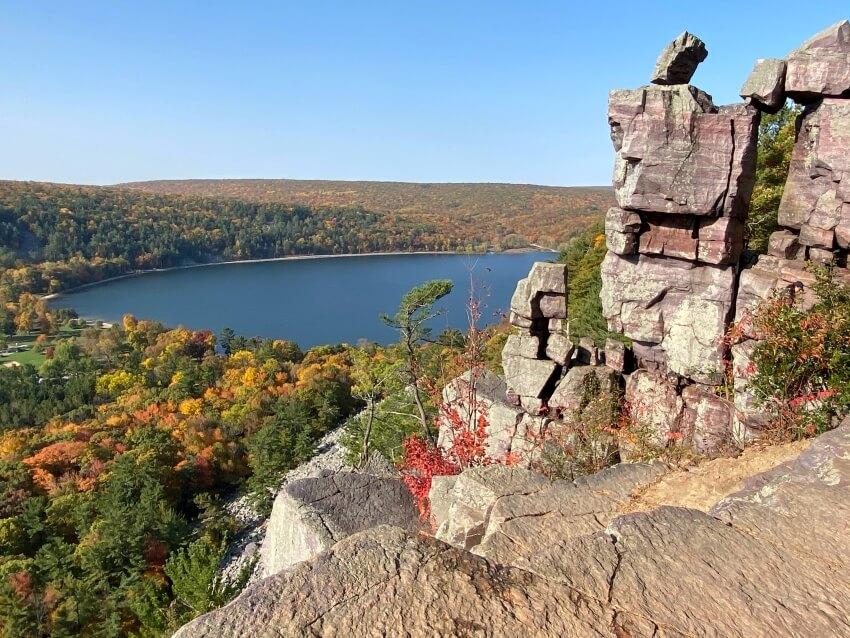 Devil's Lake State Park
