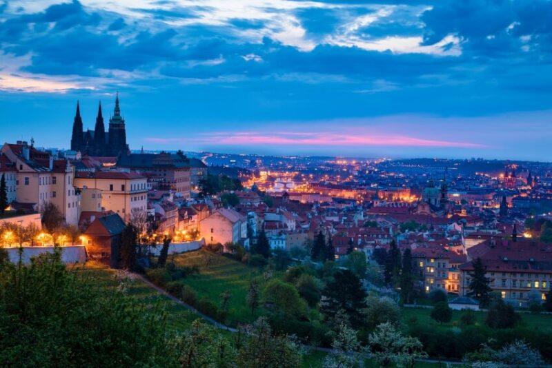 Hotels in Prague, Czech Republic
