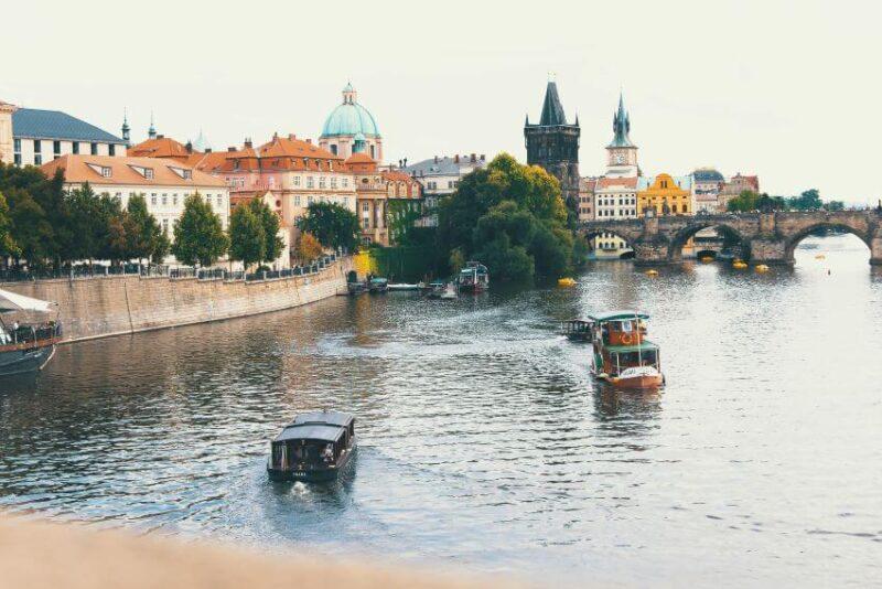Landmarks in Czechia