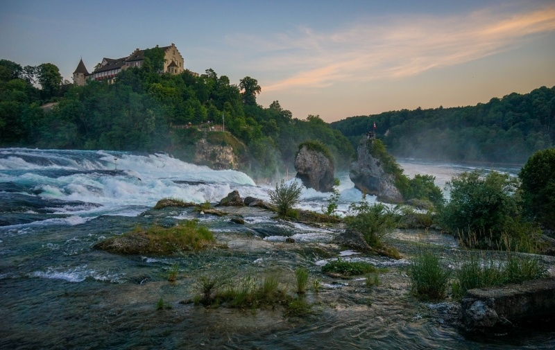 Rhinefall Switzerland