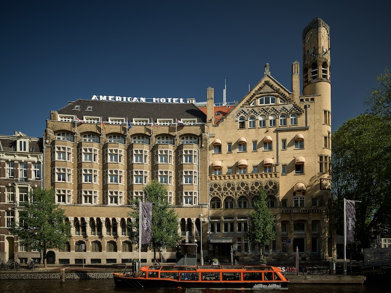 Hard Rock Hotel Amsterdam