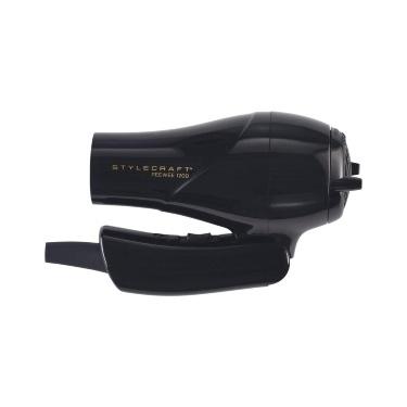 PeeWee 1200 Dual Voltage Folding Handle Hair Dryer