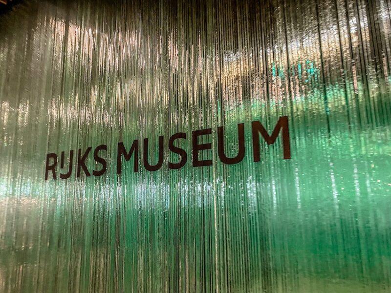 Rijksmuseum at the Schipol Airport